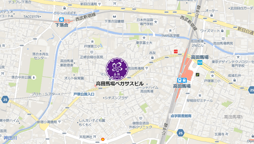 map 国际善邻学院